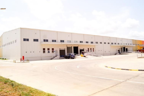 Construction of Phase 3, 4 and 5 Agility Warehouse Park commences