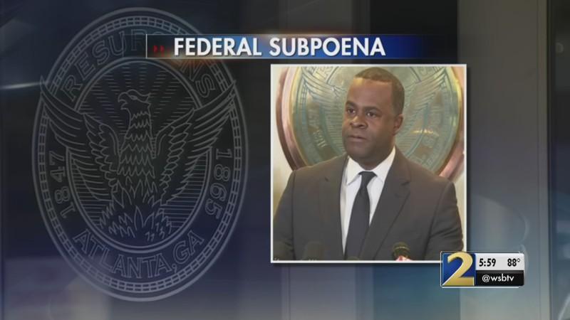 Subpoena seeks Reed travel info, more