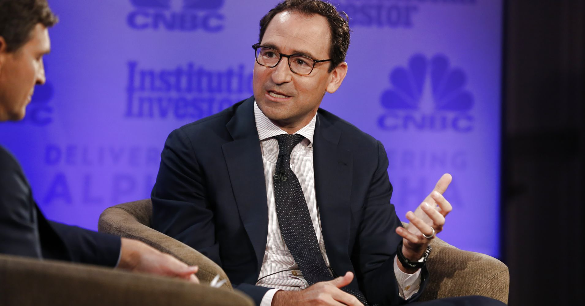 Blackstone's Gray on why the firm is pouring cash into the warehousing business