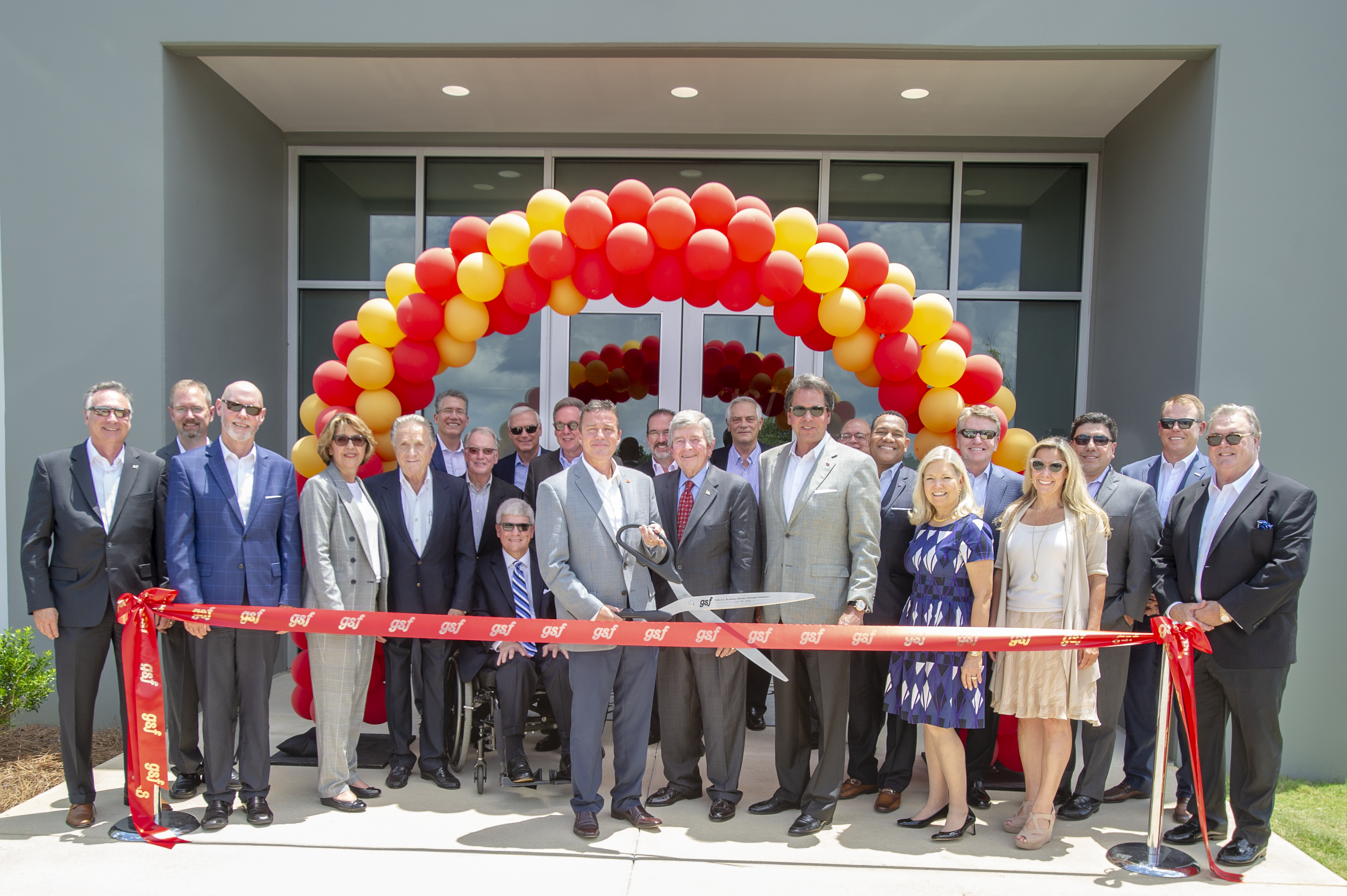 Golden State Foods holds grand opening in Opelika