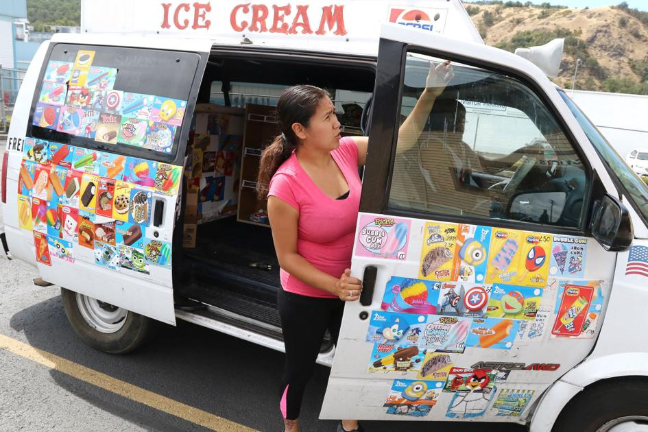 Ice cream truck vandalized, loses $300 worth of inventory | Crime