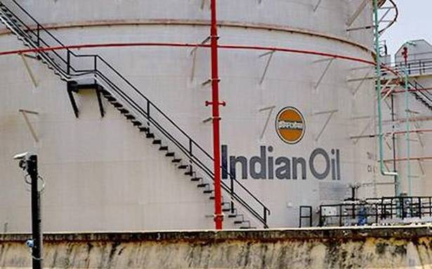 IndianOil net profit up 50% on higher inventory gains