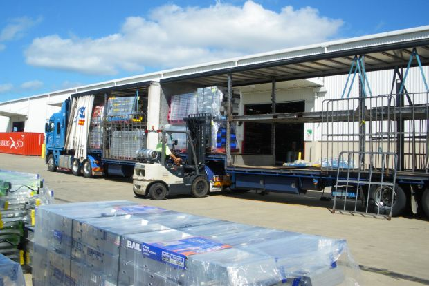 Spotlight on: Outsourcing transport and warehousing