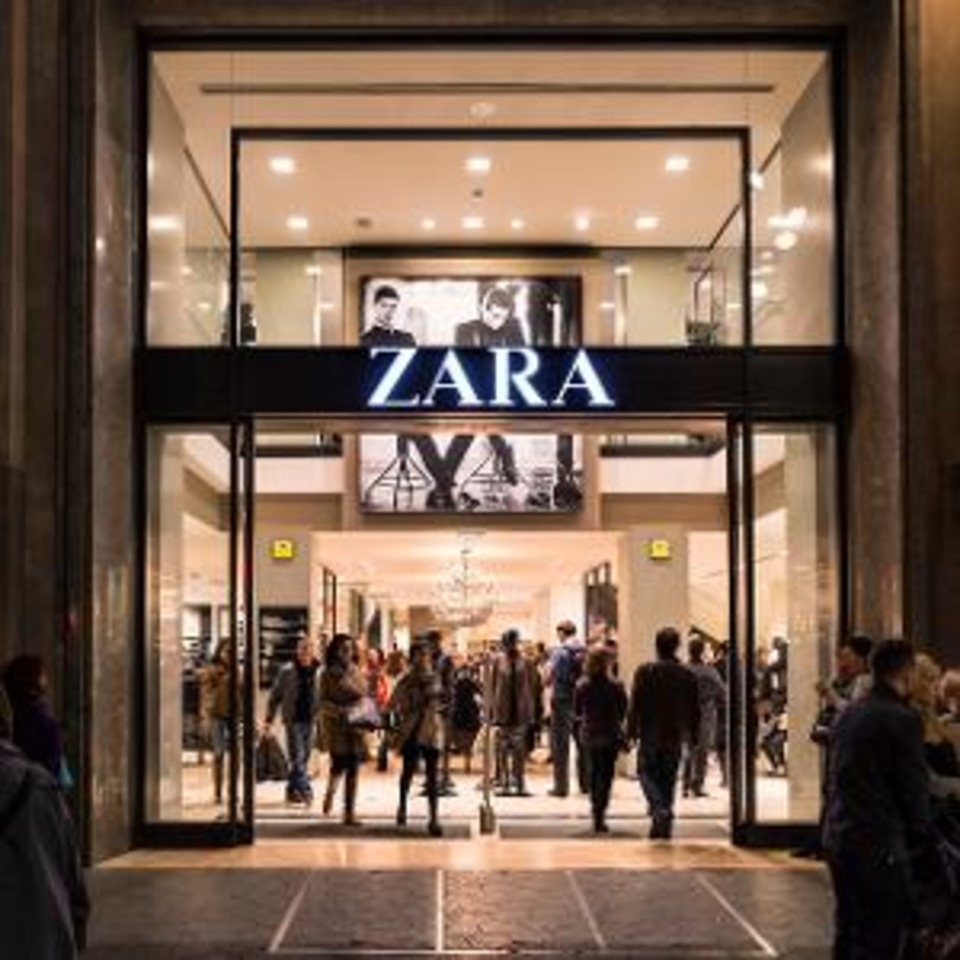 Zara Keeps Up With Demand With New Inventory Program