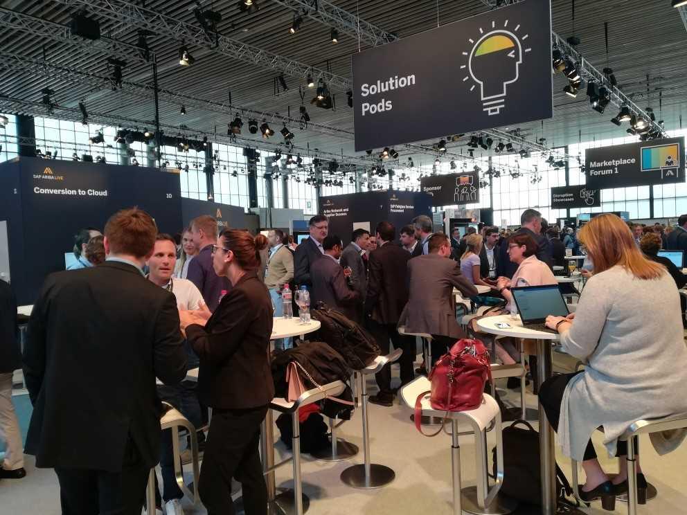 SAP Ariba Summit – Evolution, Robotics and Procurement with Purpose on October 10th