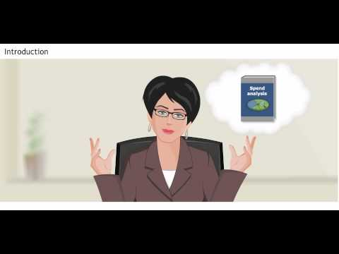 Spend Analysis – Introduction – Procurement training – Purchasing skills