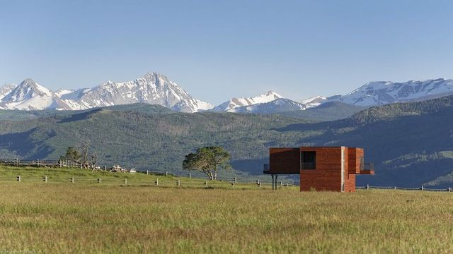 This Colorado Shipping Container Home Is Stylish and Ideal for Social Distancing
