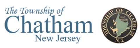 Chatham Township Committee Virtual Meeting 5:30 p.m. Thursday; Purchase of 490 River Rd, Rezoning of 344 Hillside on Agenda