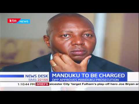 Former KPA MD Daniel Manduku to be charged over irregular procurement : KTN News – The Standard