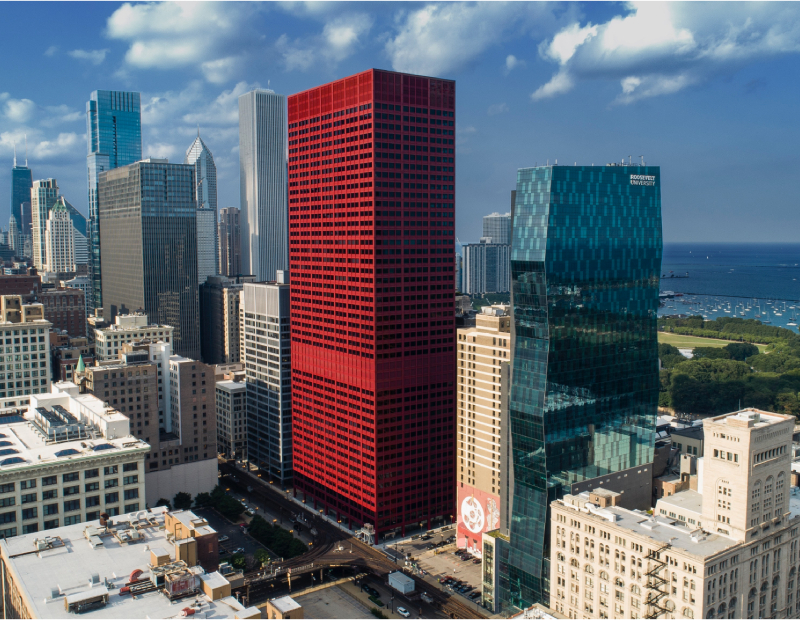 SHVO JV Completes $376M Purchase of Chicago's Big Red