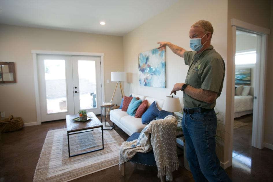 Selah Vista Homes developer and listing agent navigate supply chain issues, intensify marketing efforts | Business