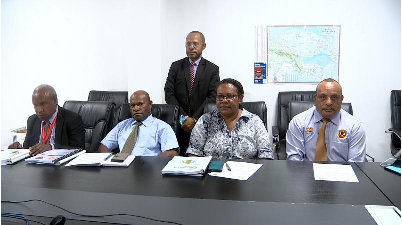 Western Province Procurement Committee Sworn In