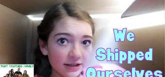 We Shipped Ourselves to a Surprise Location / That YouTub3 Family