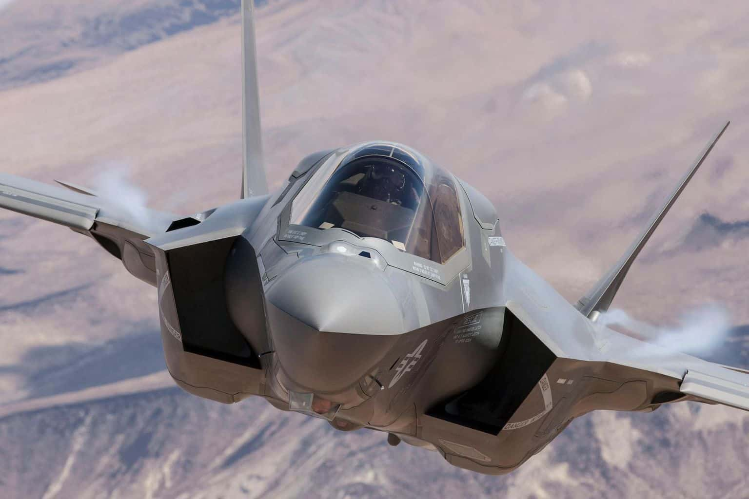 It's Official: Greece Requests Purchase Of 5th Generation American F-35 Stealth Fighter Jets