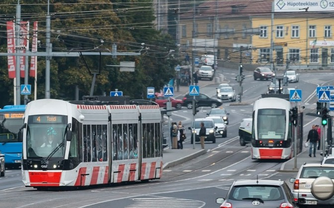 Tallinn tram procurement postponed | News