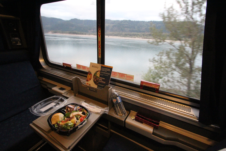 Onboard analysis: Facing Amtrak's food and staffing challenges