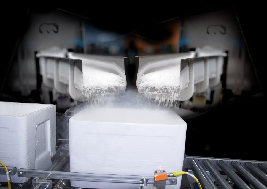 Cold Jet to Provide Lifesaving Dry Ice for COVID-19 Vaccine | Logistics