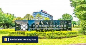R&F sells stake in logistics park as China's developers race to shed debt - South China Morning Post