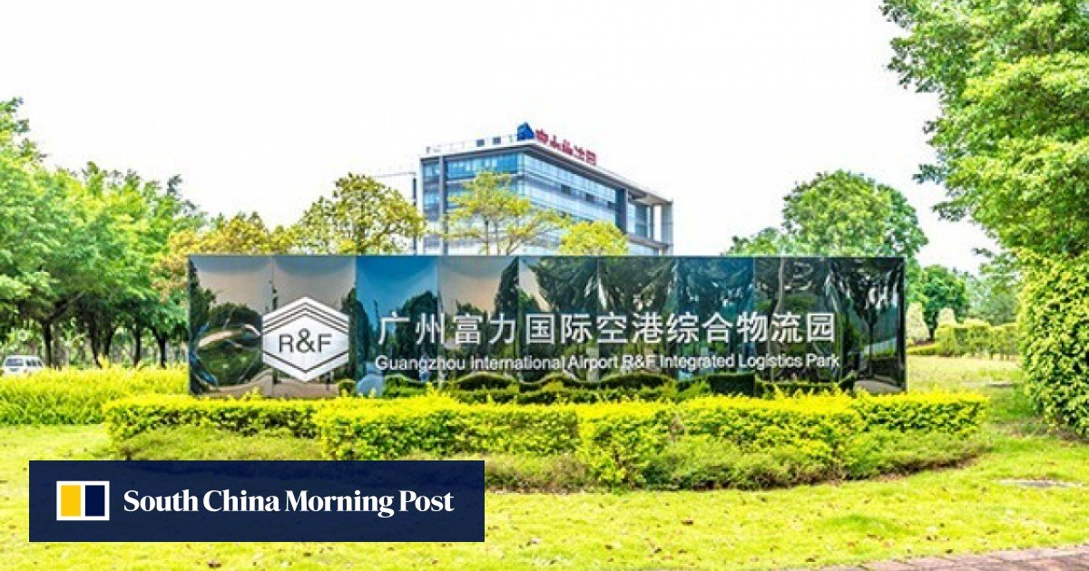 R&F sells stake in logistics park as China's developers race to shed debt – South China Morning Post