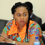 Adwoa Safo leaves Procurement, heads to Gender Ministry