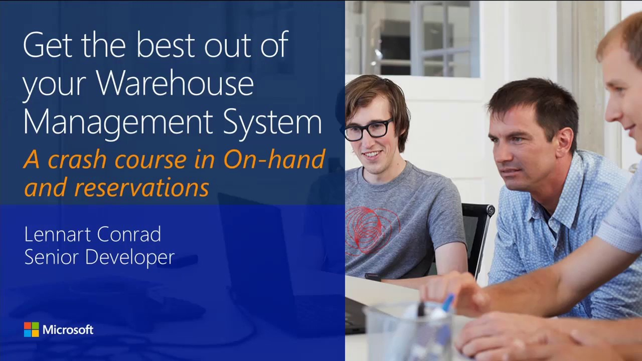 Get the best out of your warehouse management system