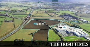 Dublin landholding zoned for large-scale logistics guiding at €18m