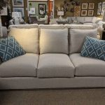 Eager furniture buyers face long delays because of supply chain issues, shortage of chemical used to make cushion foam