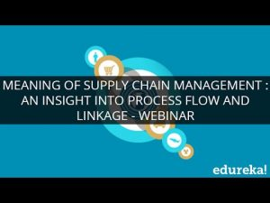 What is Supply Chain Management Tutorial   CSCA Certification   CSCS Certificate Tutorial